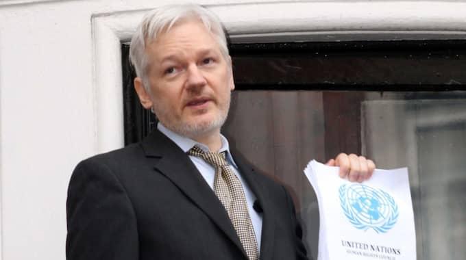 Julian Assange ska förhöras. Foto: Vantagenews / STELLA PICTURES