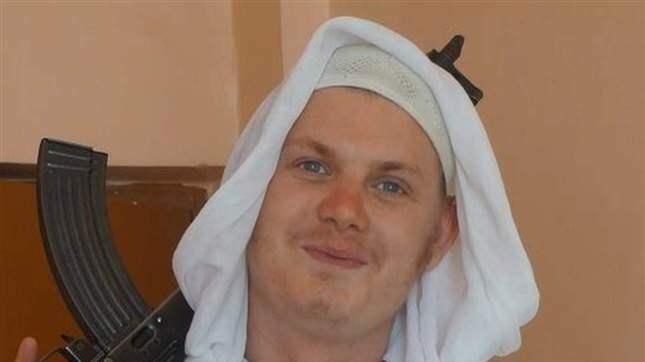 Michael Skråmo reste till Raqqa och IS 2014. Foto: Privat