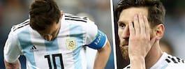 Siffrorna avslöjar Leo Messis VM-mardröm