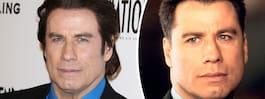 Travoltas hemlighet  avslöjad – efter 17 år