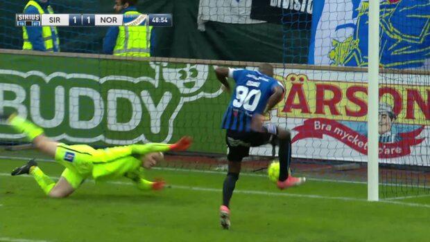 Höjdpunkter: Sirius-IFK Norrköping