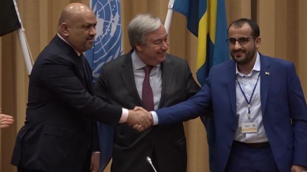 Hopp för framtiden – efter fredssamtalen om Jemen