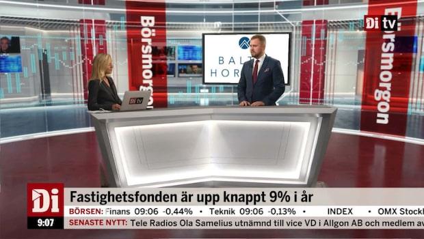 "Baltic Horizon vd:n: ""Stark startup-marknad"""
