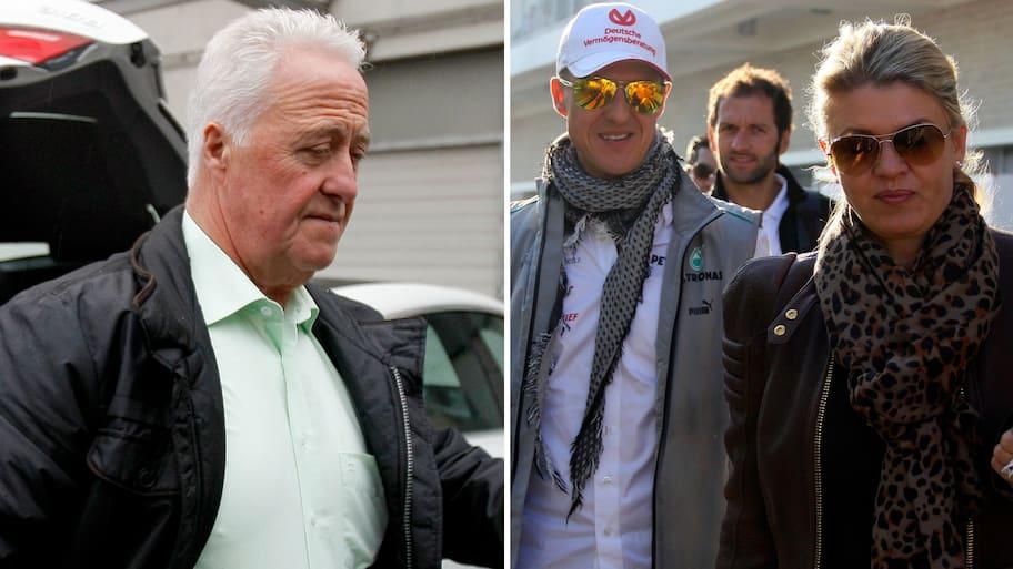 Nya uppgifter om Michael Schumachers miljarder