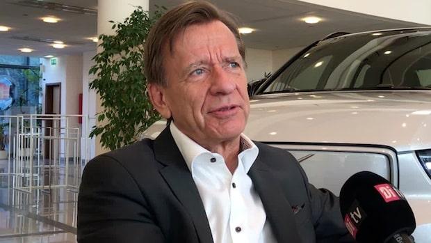 """Samuelsson om Volvo Cars rapport: """"Väldigt nöjd"""""""