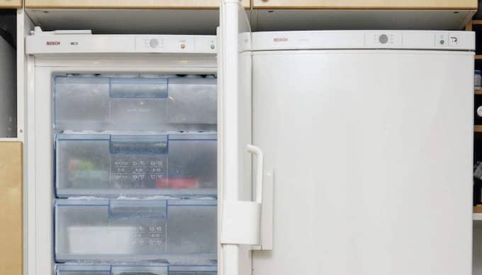 Könsdelarna hittades i frysen i mannens bostad. OBS, genrebild. Foto: Mikael Sjöberg
