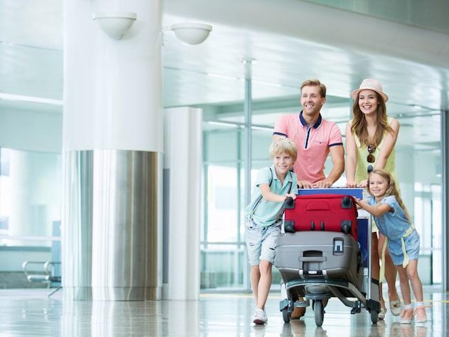 Ska du ge dig ut på resande fot i sommar? Se då över ditt pass i tid.