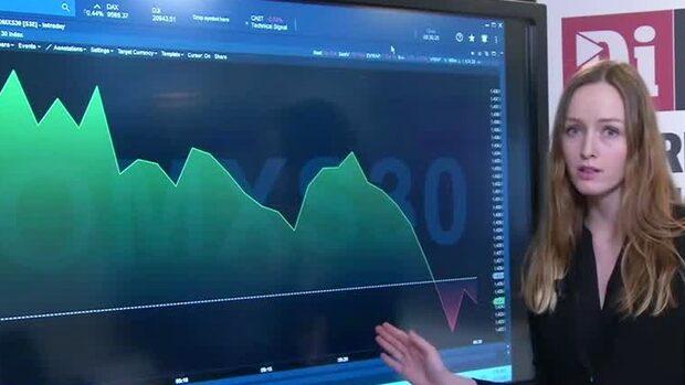 Marknadskoll: Stockholmsbörsen vänder till minus