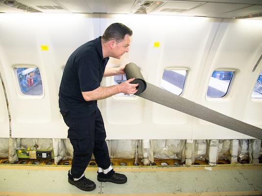 Den nya designen finns redan på SAS långdistansflyg och på företagets nya A320neo-plan. Men nu kommer den också till kort- och medeldistansflygen.