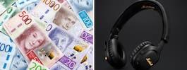 Svenska doldisarnas  miljardäraffär på ljud