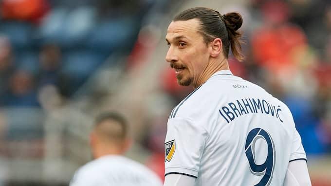 Zlatan Ibrahimovic. Foto: Robin Alam / ISI / REX