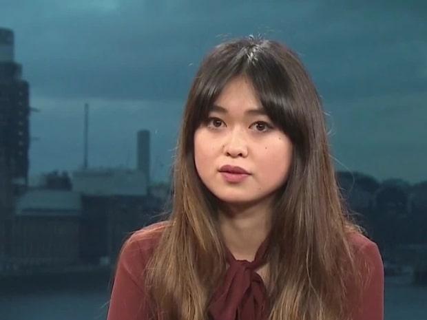 """Angela Gui: """"Stämningen började bli riktigt hotfull"""""""