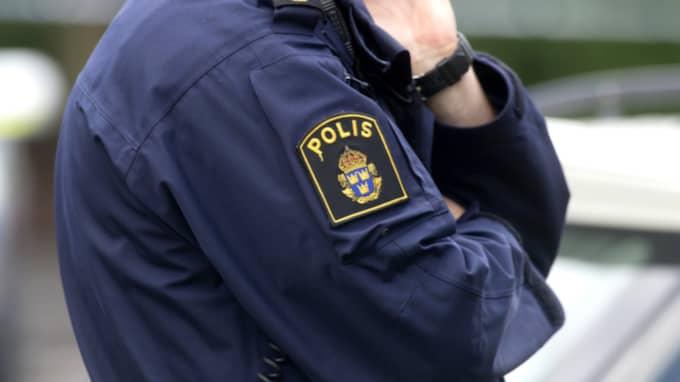 Enligt brottsförebyggande rådet ökar det dödliga våldet och bedrägerierna i Sverige. Foto: Ludvig Thunman / KVP/EXPRESSEN