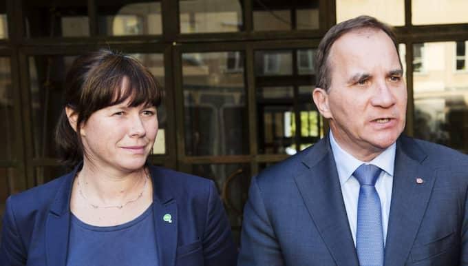 """Lurat Löfven? """"Romson har grundlurat Stefan Löfven om klimatpolitiken"""", skriver Christofer Fjellner (M) inför EU-toppmötet i veckan. Foto: Alexander Donka"""