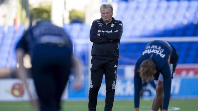 """""""På torsdag väntar årets viktigaste match"""", skriver GT:s krönikör Hector Junelind. Foto: Michael Erichsen / BILDBYRÅN"""