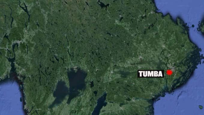 Det var i slutet av augusti förra året som det uppstod oroligheter i Tumba, söder om Stockholm. Foto: Google maps