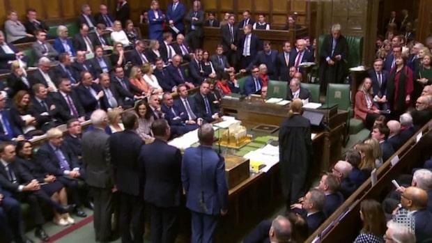 Nyval kan vänta efter Boris Johnsons bakslag