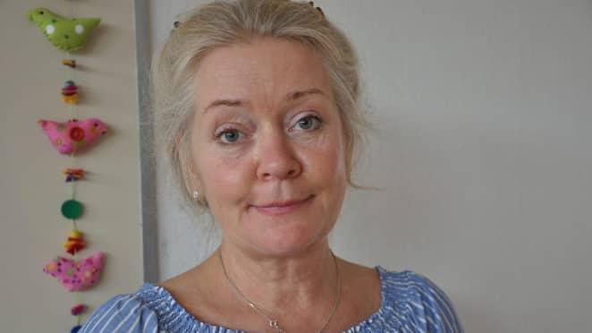 Anna-Karin Bylund varnade för kulturprofilen Jean-Claude Arnault redan 1996. Foto: Ida Sundén/Skaraborgsbygden
