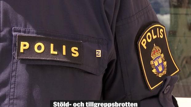 Brottsstatistik i Sverige 2018