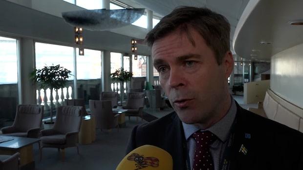 """Riksdagen beslutar om anhöriginvandring: """"Måste ha en stram invandring"""""""