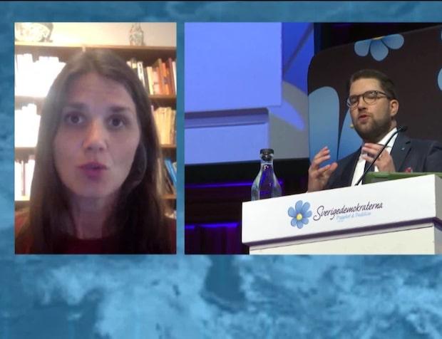 Jenny Madestam: SD har större trovärdighet i viktiga frågor
