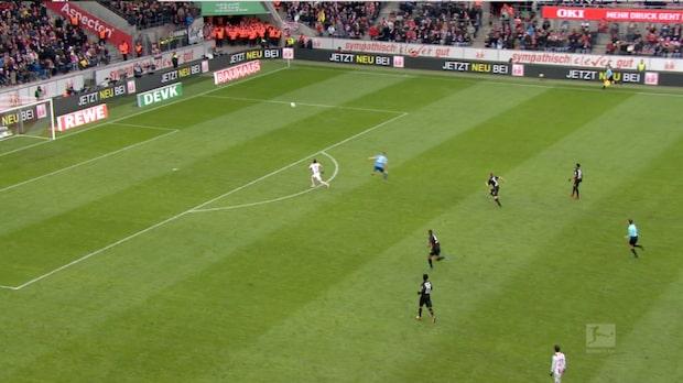 Höjdpunkter: Köln-Leverkusen