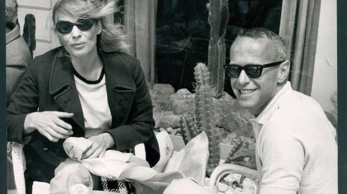 POWERPAR. Ingrid Thulin och Harry Schein 1966.