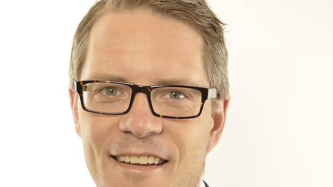 Lars Hjälmered (M), riksdagsledamot. Foto: Pressbild