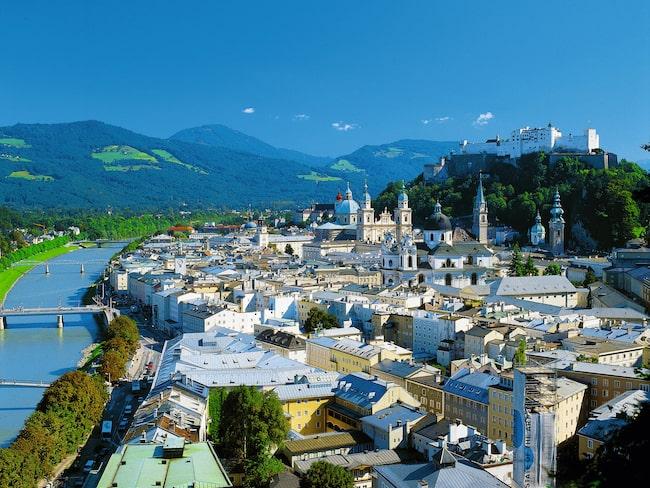 Med 4000 festspel och event per år Salzburg är den perfekta weekendstaden.