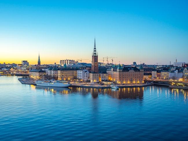 Stockholm är en ständig favorit bland svenska folkets mesta resmål.