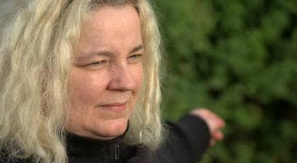 """Bloggaren Marie """"Emma"""" Andersson."""