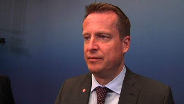 Anders Ygeman och Quick-utredningen