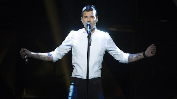 Så laddar Robin upp till Melodifestivalen