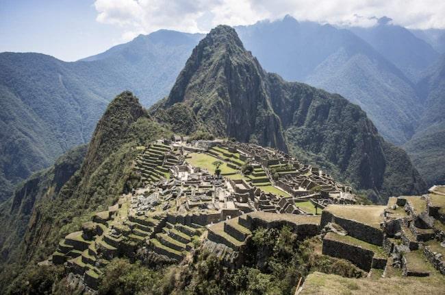 Machu Pichu var en slags tillflyktsort för Inkaimperiets högsta ledare. Idag är det ett av världens mest mytomspunna underverk.