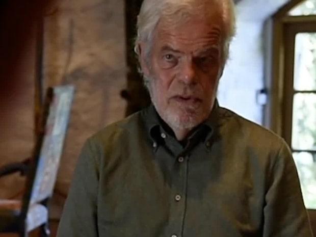 Greve Carl Piper misshandlad och rånad i sitt slott