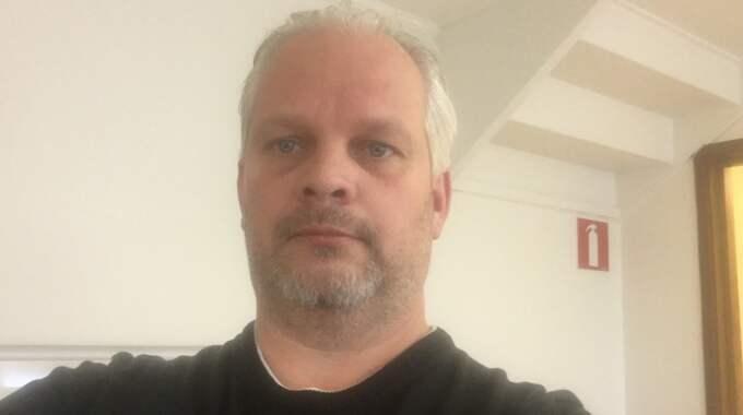 Då valde Nicklas Knutsson att trotsa rädslan och agerade direkt – och lyckades hjälpa polisen att få fast en misstänkt inbrottstjuv. Foto: Privat