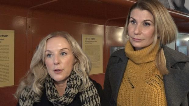 Försvann i eka och såg rysk ubåt – så svarar kvinnorna på kritiken