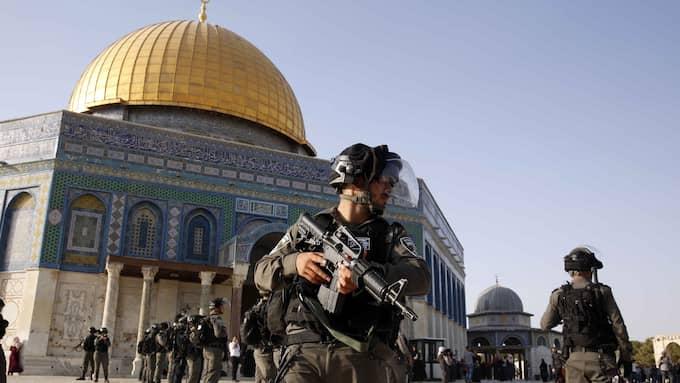 Svenska judar påverkas av händelserna i Mellanöstern. Foto: /AA/TT / ANADOLU AJANSI TT NYHETSBYRÅN