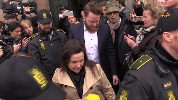 Madsens advokat: Han överklagar domen