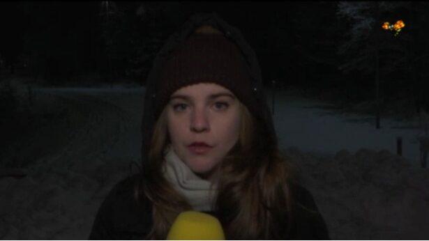 """Expressens reporter på plats: """"folk har varit oroliga"""""""
