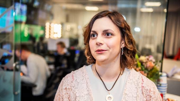 Sverigedemokraternas Paula Bieler vill se ett utvecklat återvandringsstöd som ska kunna ges under ett eller flera år. Foto: ANNA-KARIN NILSSON
