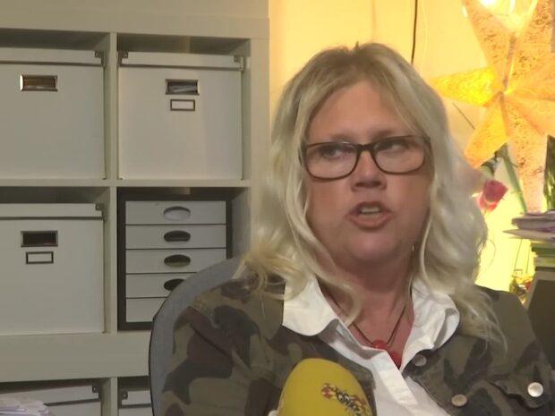 Anne-Lie vände sig utomlands för operation mot svåra sjukdomen