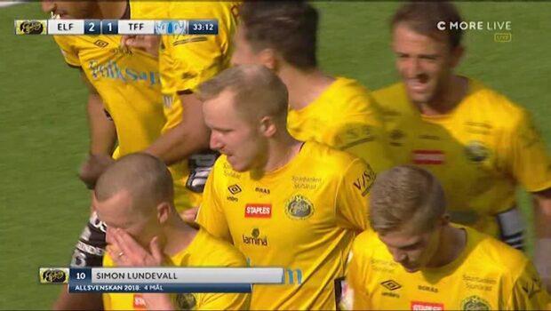 Elfsborg vänder underläge till ledning på två minuter
