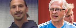 """""""Jag ska prata med  Zlatan så får vi se"""""""
