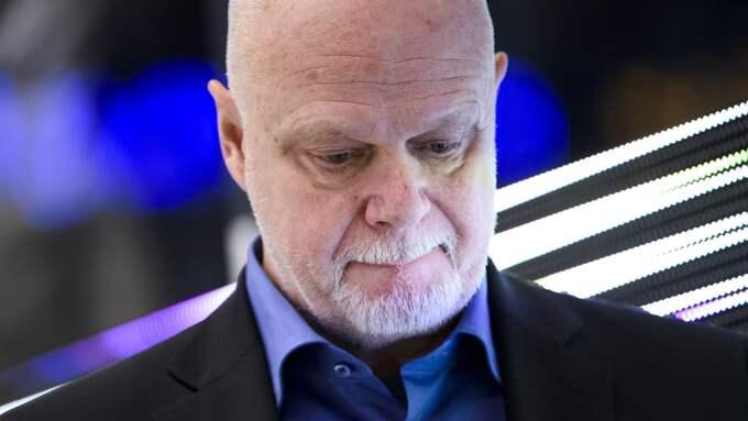 Roger Melin får sparken från Brynäs. Foto: FREDRIK KARLSSON / BILDBYRÅN