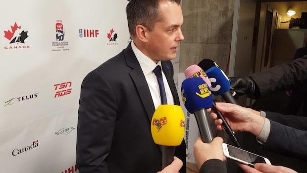 """Beskedet från Tomas Montén: """"Alla är här"""""""