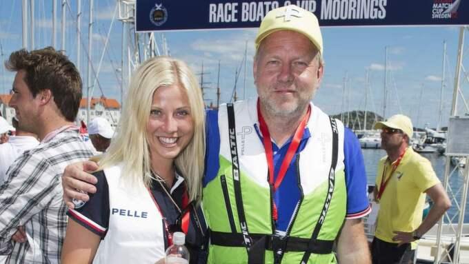 Sigrid Bernson och Peter Appelgren. Foto: Suvad Mrkonjic