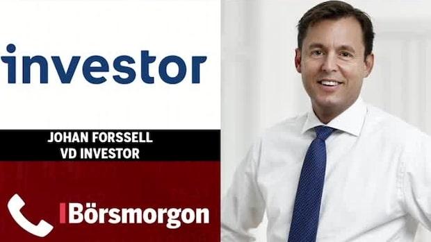 """Investors vd: """"Vi är redo att hugga"""""""