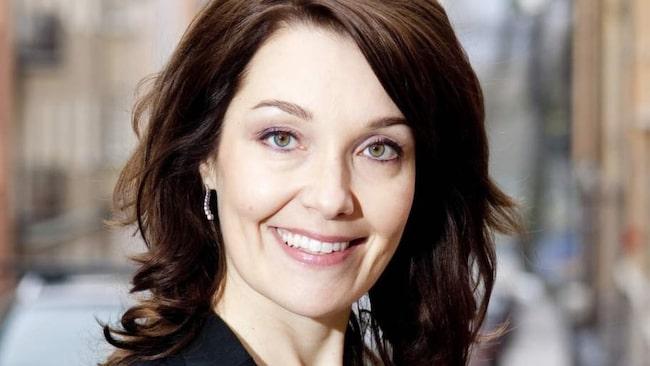 Miia Kivipelto, professor i klinisk geriatrisk epidemiologi.