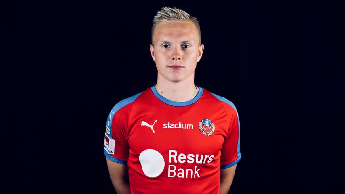 Daniel Hafsteinsson klar för Helsingborgs IF